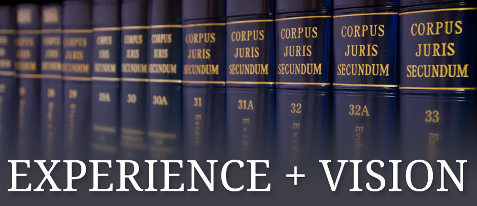 Experience + Vision: The Attorneys of Manchester Newman & Bennett