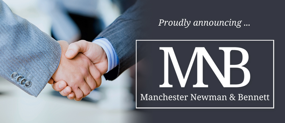 The Youngstown and Canfield law offices of Newman, Olson & Kerr and Manchester, Bennett, Powers & Ulman have merged to become Manchester, Newman & Bennett